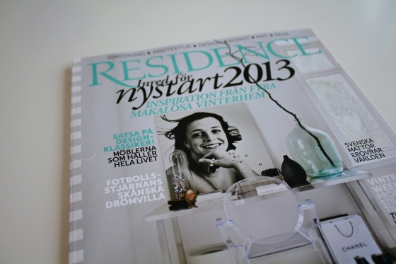 ... and the magazine for my material :)